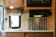 Expedition Motorhomes, Inc. 25ft Class B Thor Citation with 2 slide outs usa motorhome rentals