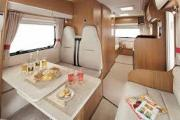 Discover NZ Motorhomes 4-6 berth Imala Deluxe new zealand camper van rental