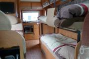 Abuzzy Motorhome Rentals New Zealand Abuzzy 6 Berth Grand campervan hire auckland