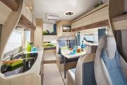 TC Family or similar motorhome rental - uk