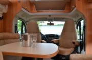 Touring Cars - UK TC Luxury or similar motorhome rental uk