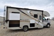 Expedition Motorhomes, Inc. 25ft Class C Thor Chateau w/1 Slide out S rv rental usa