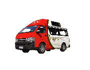 2 Berth Jackpot campervan hire - new zealand