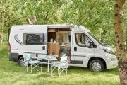 Big Sky Motorhome Rental France Adventure Camper-Van + campervan rentals france