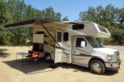 Road Bear RV International 19- 22 ft Class C Non-Slide Motorhome