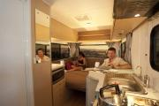 Maui Motorhomes NZ Maui Platinum Beach Motorhome new zealand airport campervan hire