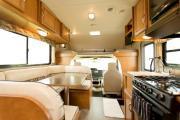 Star RV USA Taurus RV motorhome rental usa