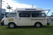 Driveabout Campers 3 Seater Maxi Camper campervan hire australia