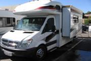 25 ft Class C Fleetwood Quest with1 slide motorhome rental usa