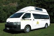 The Paradise Shower & Toilet (All Inclusive Rate) campervan hire australia
