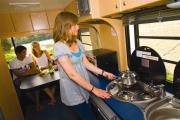 Real Value AU Real Value 6 Berth campervan hire darwin