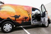 Awesome Campers Awesome Classic Camper campervan hire adelaide