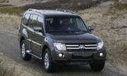 Pajero Mitsubishi or similar australia car hire