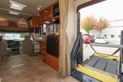 Fraserway RV Rentals MH 27SW - Wheelchair Accessible motorhome rental canada