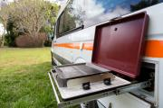 Britz Campervan Rentals AU 2 Berth ST - Venturer worldwide motorhome and rv travel
