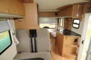 Bobo Campers ZA Discoverer 4 motorhome rental south africa