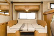 Apollo RV USA 25ft Class C - Sunrise Escape motorhome rental usa