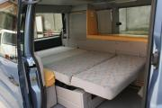 Mercedes Marco Polo motorhome rental - italy