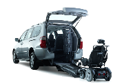 KIA Mobility Vehicle With Wheelchair Lift australia car hire