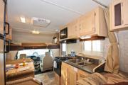 C Medium - MH 22 Motorhome rv rental - canada