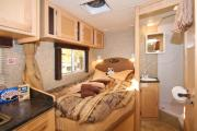Real Value RV Rental Canada C Medium - MH 22 Motorhome motorhome rental vancouver