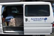 Nomad Motorhome and Car Rentals Nomad Sleepervan (petrol or diesel)
