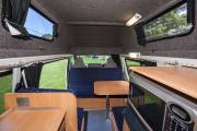 Leisure Rent 4-Berth Hi-Top Campervan motorhome rental australia