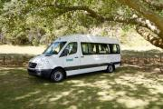Maui Ultima Plus: 2+1 Berth Motorhome campervan hirehobart