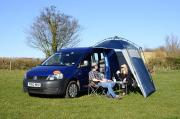 Volkswagen Camper Car rv rental uk