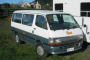 Nomad Sleepervan (LWB Diesel or Petrol) campervan hire - new zealand