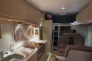 Maui Motorhomes AU (domestic) Maui Platinum River Motorhome campervan hire alice springs