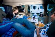 Spaceships UK Beta 2 Berth - Standard Package motorhome rental united kingdom