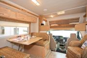 Real Value RV Rental Canada C Large - MH 23/25S motorhome rental canada
