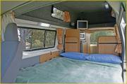 Calypso Campervan Rentals AU 3-4 Berth - The Riverina campervan hire australia