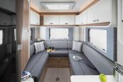 4 Berth - Escape U motorhome rental - uk