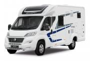 4 Berth - Escape G motorhome rentaluk