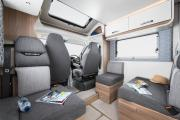 Amber Leisure Motorhomes UK 4 Berth - Escape G motorhome rental uk