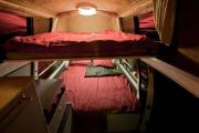 Compass Campers New Zealand Budget 2+1 campervan hire queenstown