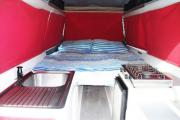 Lucky Roadie campervan hire - new zealand