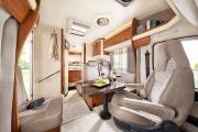 TC Small or similar motorhome rental - uk