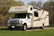 Cygnus RV motorhome rental usa