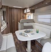 Camper Rent UK T-Line 590 2-Berth motorhome rental uk