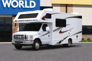 Class C Freedom Elite E-23 motorhome rental usa