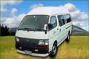 ARA2 campervan rental new zealand