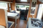 Freedom Holiday Small Motorhome - Katamarano 12 camper hire italy
