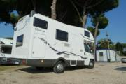 Freedom Holiday Small Motorhome - Mc Louis 211 motorhome hire italy