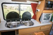 Happy Campers NZ Happy 4 Berth Camper