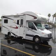 25ft ClassC Four Winds Freedom Elite w/1 Slide out usa motorhome rentals