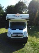 23ft Class C Coachmen Freelander Micro Y usa motorhome rentals