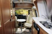 Westcoast Mountain Campers (VC) Deluxe Van Conversion motorhome rental vancouver